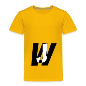Jack Wide wear - Toddler Premium T-Shirt