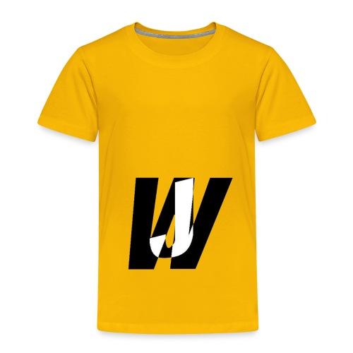 Jack Wide wear - Toddler Premium T-Shirt