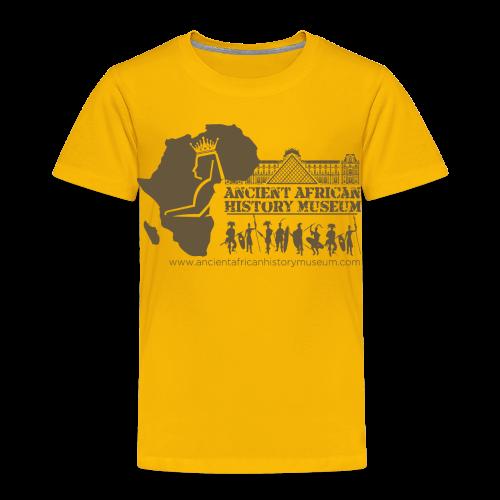Ancient African History Museum Atlanta, Georgia - Toddler Premium T-Shirt