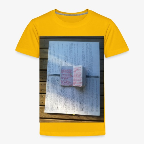 STRATA - Toddler Premium T-Shirt