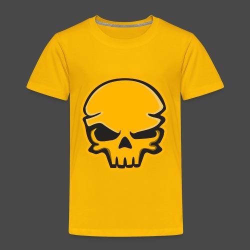 Gold Black Logo - Toddler Premium T-Shirt