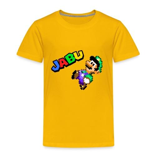 TheJabuBros Luigi Sprite Shirt - Toddler Premium T-Shirt