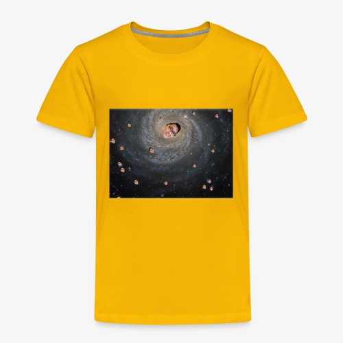 Space Michael - Toddler Premium T-Shirt
