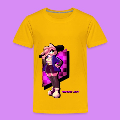 Project Amy : Chilled - Toddler Premium T-Shirt