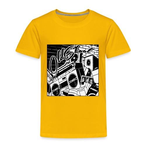 oldskool - Toddler Premium T-Shirt