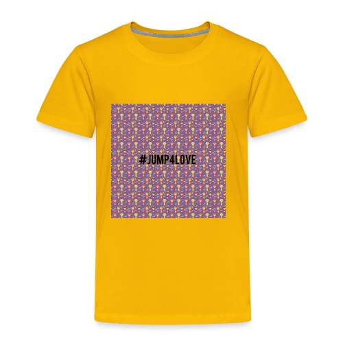 Jump4Love - Toddler Premium T-Shirt