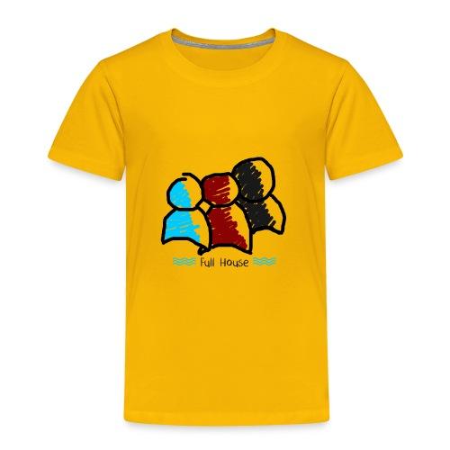 full house - Toddler Premium T-Shirt