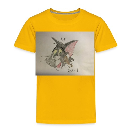 Forgive.. by Isaiah - Toddler Premium T-Shirt