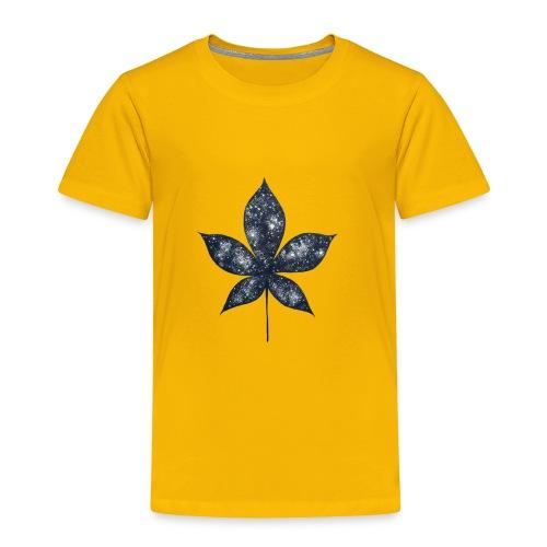 Universe in a Leaf - Toddler Premium T-Shirt