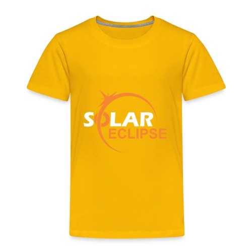 Nebraska Eclipse Tshirts - Nebraska Total Solar Ec - Toddler Premium T-Shirt