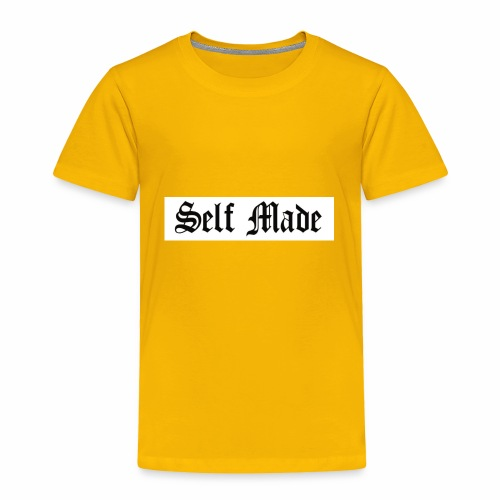 Self made 2 - Toddler Premium T-Shirt