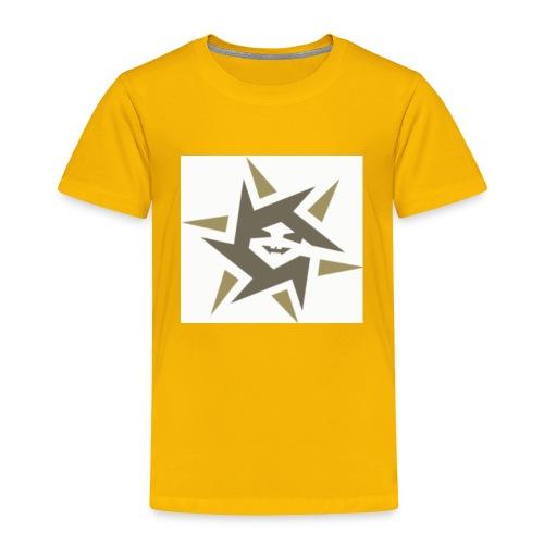 The ninja zone - Toddler Premium T-Shirt