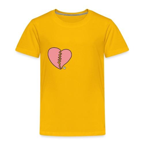 Heartbreak - Toddler Premium T-Shirt