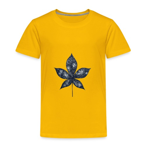 Universe in a Leaf - Toddler Premium T-Shirt