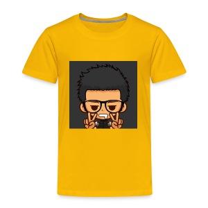 Kenscomics avatar logo - Toddler Premium T-Shirt