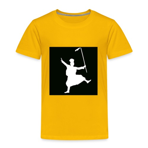 Bhangra ON! - Toddler Premium T-Shirt