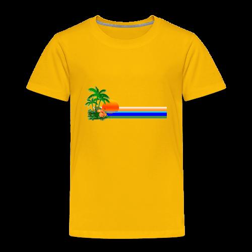 Paradise - Toddler Premium T-Shirt