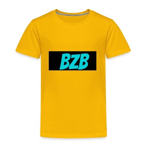 bzb short for BreZeeyBre - Toddler Premium T-Shirt