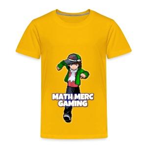 Math Merc Gaming - T-shirt premium pour enfants