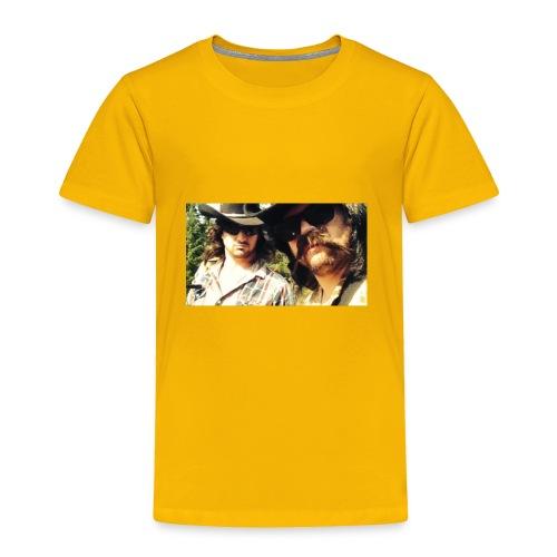 Jaw Thrust Cover Art - Toddler Premium T-Shirt