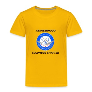SB Columbus Chapter - Toddler Premium T-Shirt