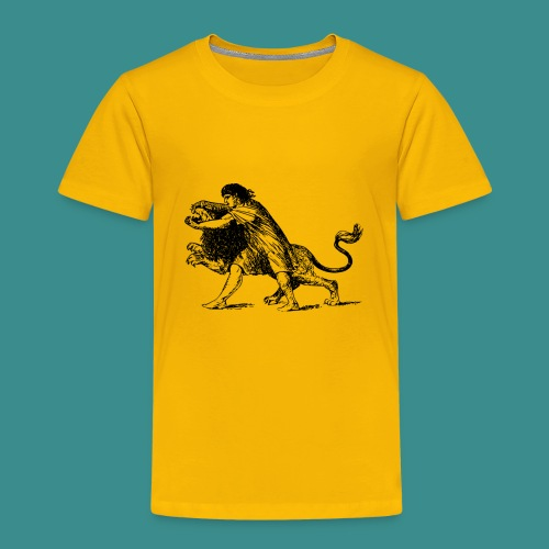 Fighter - Toddler Premium T-Shirt