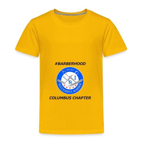 SB Columbus Chapter - Toddler Premium T-Shirt