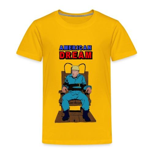 American Dream Impeach 45. - Toddler Premium T-Shirt