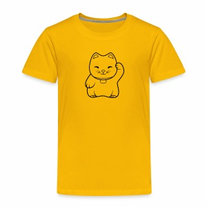 Maneki Neko - Toddler Premium T-Shirt