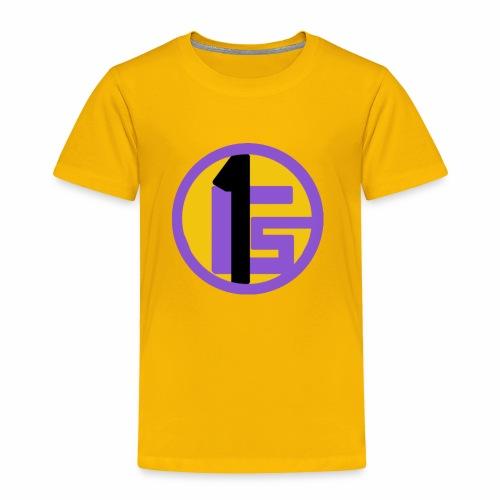 Gabsport1 Logo - Toddler Premium T-Shirt