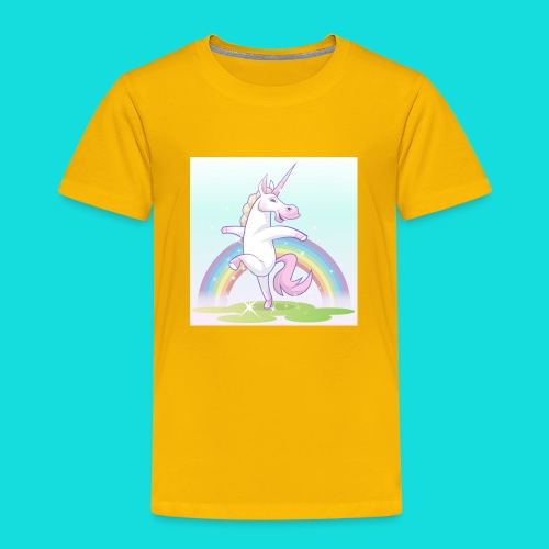 Sparkle Unicorn - Toddler Premium T-Shirt