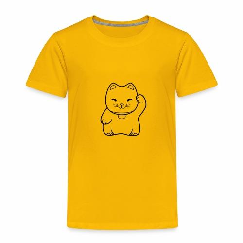 Maneki Neko - Toddler Premium T-Shirt