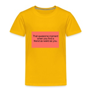 friends - Toddler Premium T-Shirt