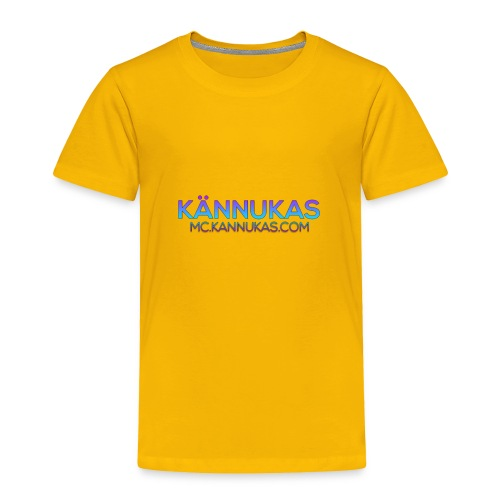 KännukaLogo - Toddler Premium T-Shirt