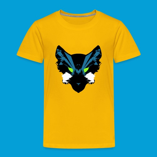 Galaxy Wolf Pack - Toddler Premium T-Shirt