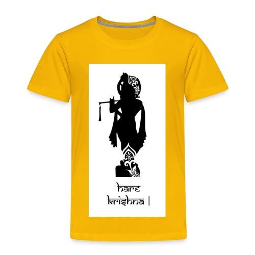 Krishna Consciousness - Toddler Premium T-Shirt