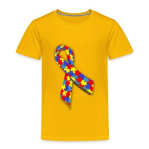 Austism Awareness - Toddler Premium T-Shirt