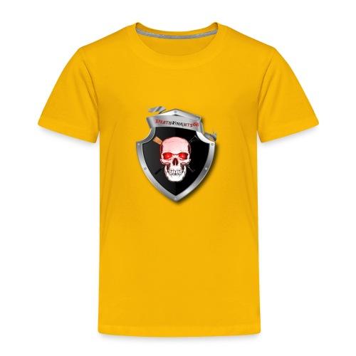 DeathKnightLogo - Toddler Premium T-Shirt