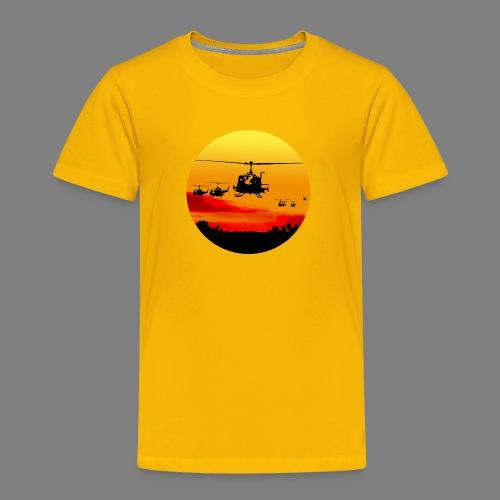 HUEYSUNRISE/1808/US - Toddler Premium T-Shirt