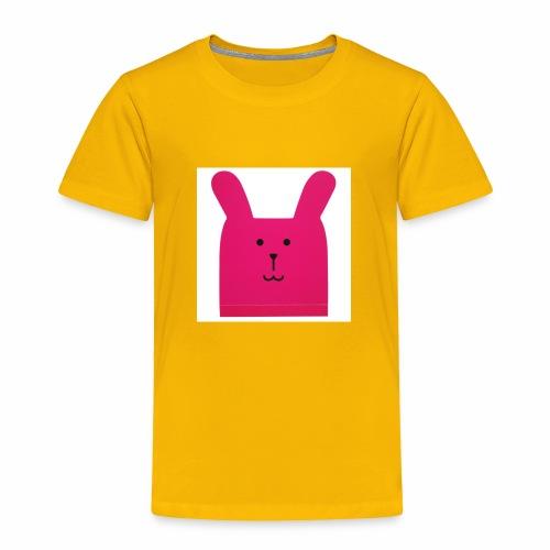 Craftholic Bear - Toddler Premium T-Shirt