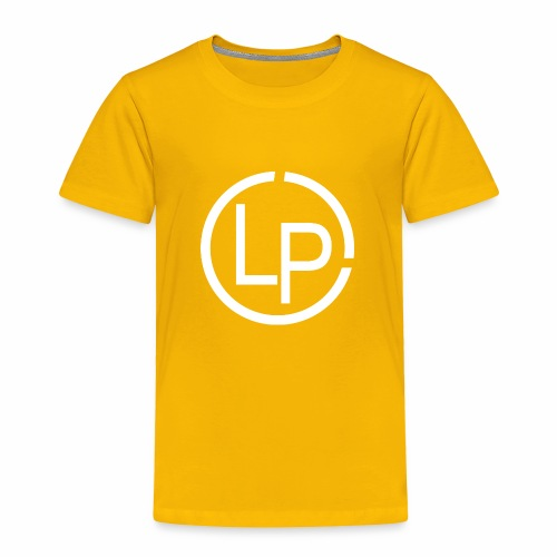 RoundWhite1 x1 - Toddler Premium T-Shirt