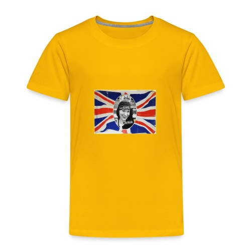 MWO Save the Queen - Toddler Premium T-Shirt