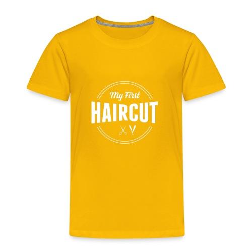 Haircut - Toddler Premium T-Shirt