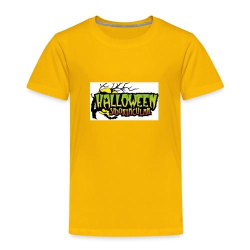 Halloween-Spooktacular - Toddler Premium T-Shirt