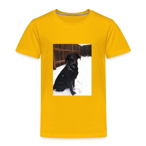 dog2 - Toddler Premium T-Shirt