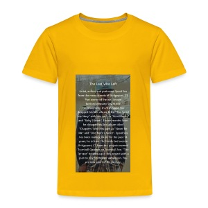 Online Store - Toddler Premium T-Shirt