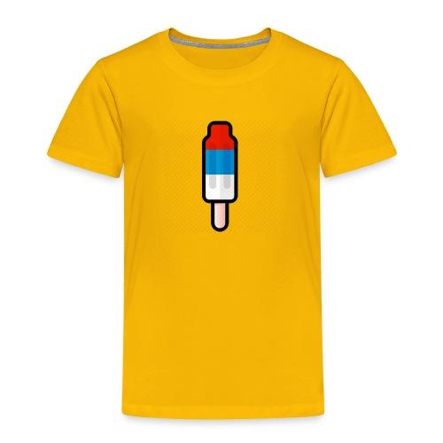 I like popsicles - Toddler Premium T-Shirt