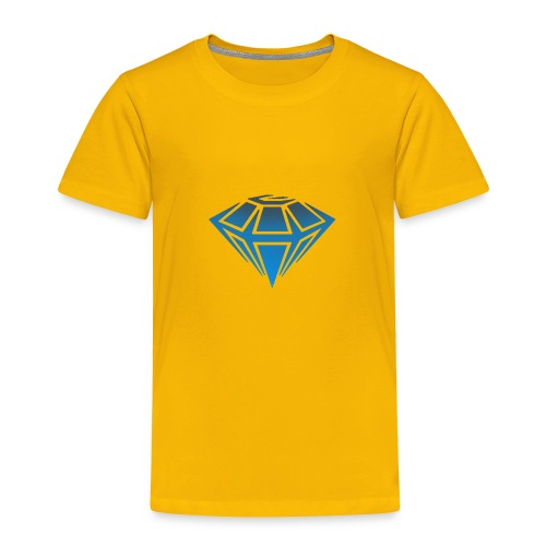 Diamond Smurf - Toddler Premium T-Shirt