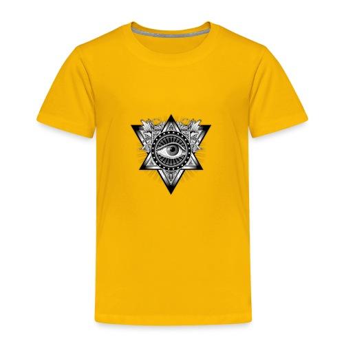 Jax - Eye - Toddler Premium T-Shirt