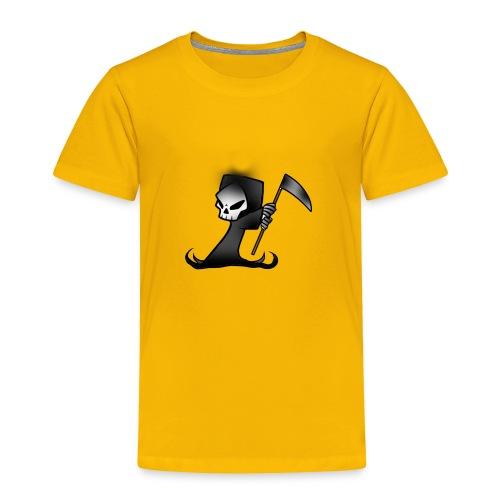 the grim - Toddler Premium T-Shirt